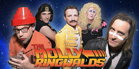 The Molly Ringwalds tickets