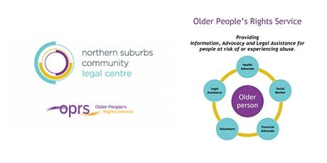 Older People's Rights Service tickets