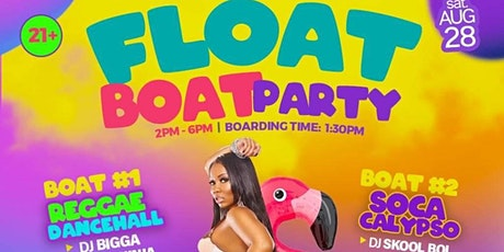 Float Pre Labor Day Boat Party tickets