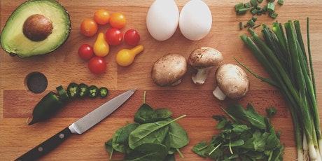 3 week Healthy Cooking & Nutrition Class (Adults) tickets