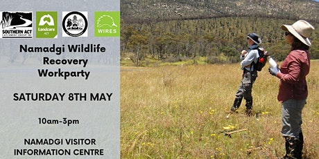 Namadgi Wildlife Recovery Event 2 tickets