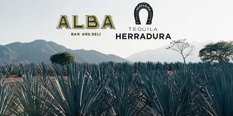 Herradura x Alba Bar & Deli: Tequila dinner tickets