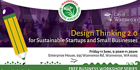 Design Thinking 2.0 for Sustainable Startups and Small Businesses tickets