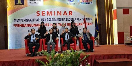 Regional Forum on Human Rights tickets