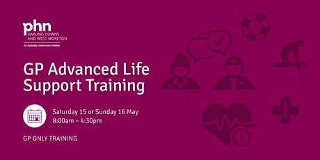 GP Advanced Life Support Training tickets
