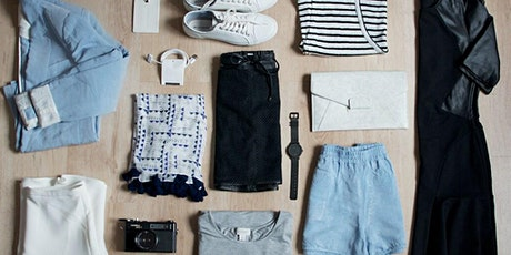 QPRC Sustainable Fashion Online Workshop- Creating a Capsule Wardrobe tickets