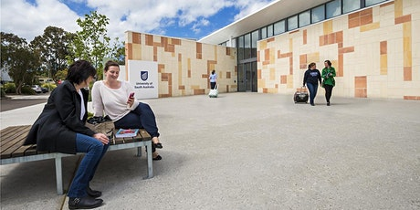 Book an appointment to discuss your UniSA study options in Mount Gambier. tickets