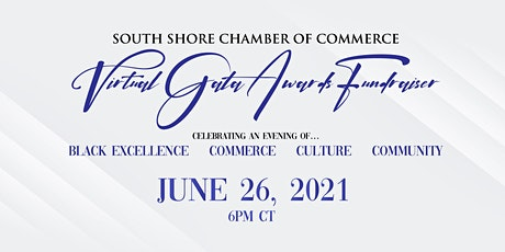 South Shore Chamber of Commerce Virtual Gala Awards Fundraiser tickets
