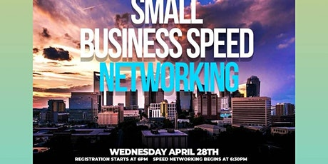 QC Small Business Speed Networking tickets