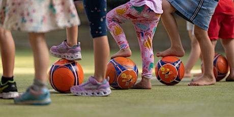 Ginger Sports Soccer Workshops tickets
