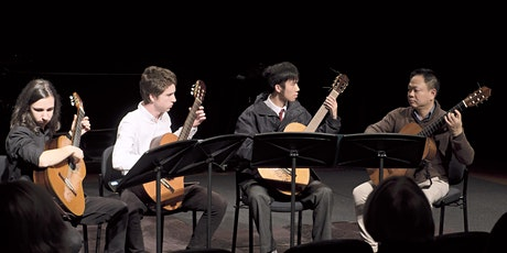 DMP Chamber Ensembles: End of Semester Recitals tickets