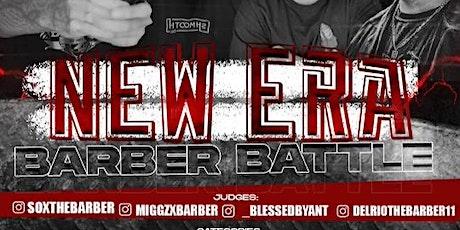 """""""New Era"""" Barber Battle tickets"""