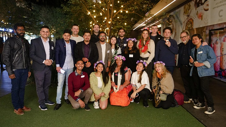 International Students Culture Exchange image