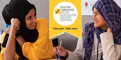 Online Poetry Takeover workshop with Manal Younus tickets