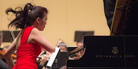 VCO Digital Recital: Gwhyneth Chen (Piano) tickets