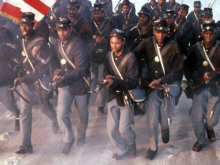 Glory - Livestream Film History Program image