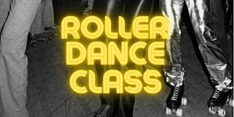 Rollerdance Class (Outdoors!) tickets