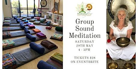 Group Sound Meditation - Ajna or Brow Chakra tickets