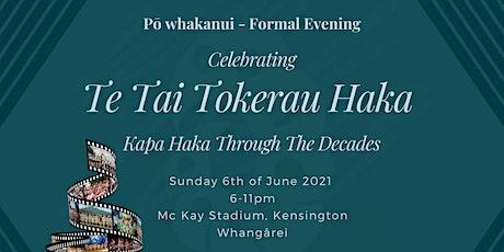 Te Whare Tapere o Waimirirangi - Pō Whakanui: Kapa Haka Through The Decades tickets
