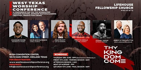 WEST TEXAS WORSHIP CONFERENCE tickets