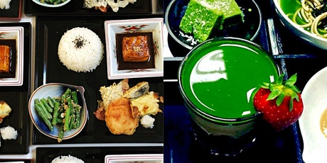 SIMPLY JAPANESE- BEGINNERS / MATCHA COOKING CLASS tickets