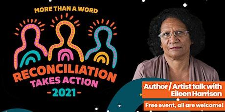 Author Talk with Eileen Harrison tickets
