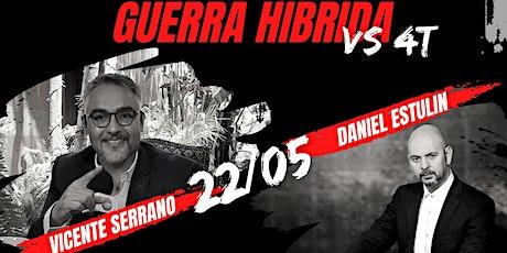 Guerra Hibrida vs 4T:  La élite buscan tumbar a AMLO tickets
