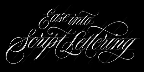 Ease Into Script Lettering with Ying Chang tickets