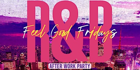 R&B Feel Good Fridays at 5th and Mad tickets