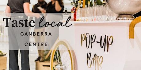 Taste Local Pop-Up Bar tickets
