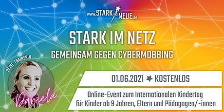 Stark im Netz - gemeinsam gegen Cybermobbing - München/Germering (Kids) Tickets