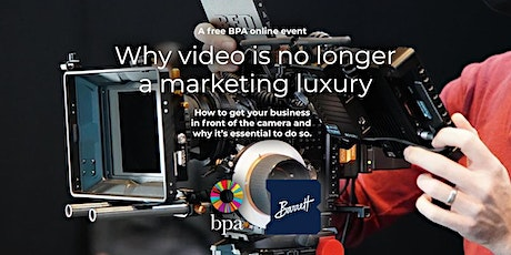 Why Video Is No Longer A Marketing Luxury. tickets