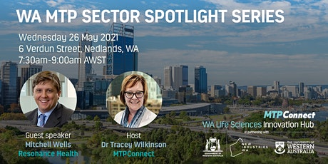WA MTP Sector Spotlight Series tickets