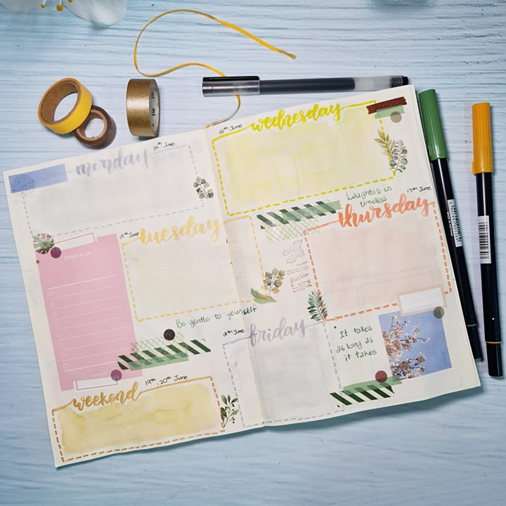 Daily Journaling for Beginners Workshop image