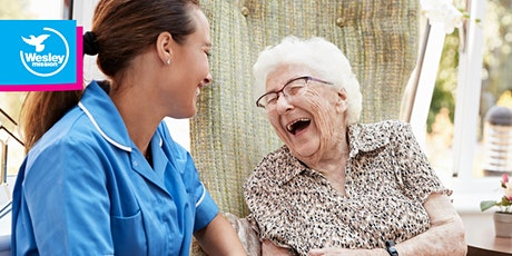 Information Session - Working in aged care - Wollongong tickets