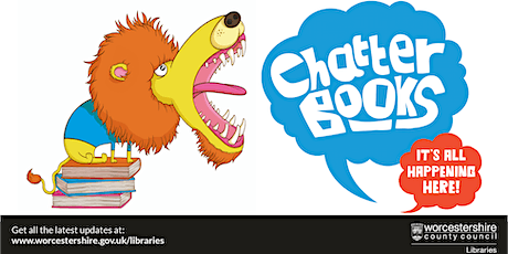 Chatterbooks Bubble tickets