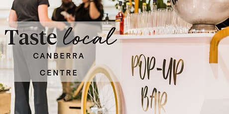 Canberra Centre Pop-Up Bar tickets