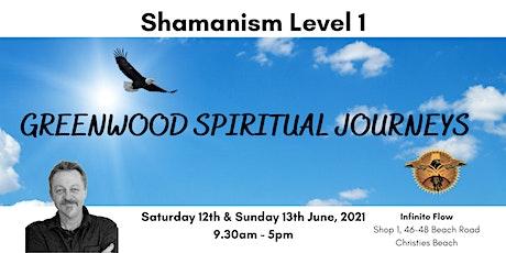 Shamanism Level 1 Workshop tickets