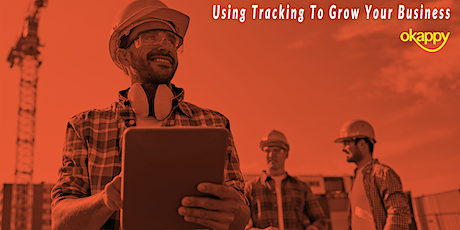 Using Tracking to Grow Your Business tickets