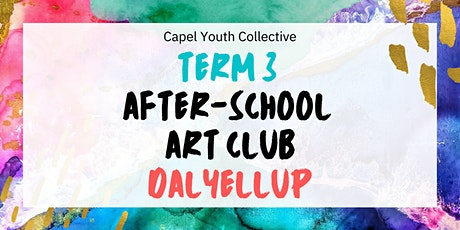 Term 3 Art Club- Dalyellup tickets