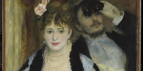 Reading Renoir with The Dress Detective tickets