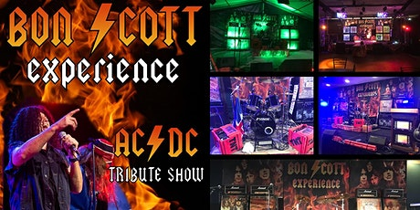 ACDC-Bon Scott Experience tickets