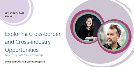 Let's Touch BASE: Exploring cross-border and cross-industry opportunities tickets