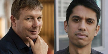 Danny Dorling & Aditya Chakrabortty in conversation tickets