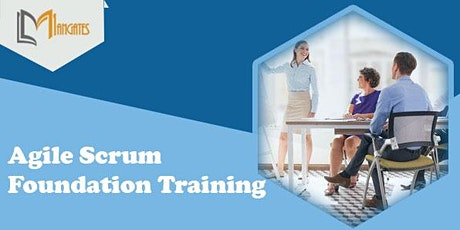 AgileScrum Foundation 2 Days Training in Frankfurt Tickets