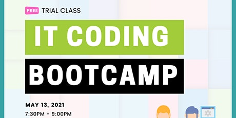 Free Trial Class:  Coding Bootcamp for Absolute Beginners (Cantonese) tickets