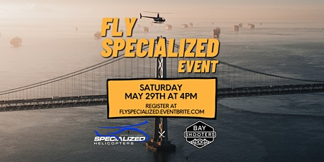 Fly Specialized Helicopters tickets