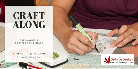 Craft-Along (Paper-crafting for adults) tickets
