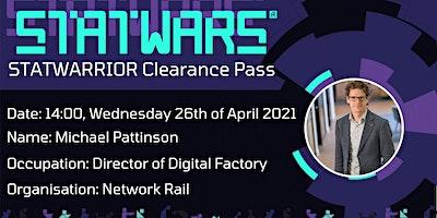 STATWARRIOR Interview: Michael Pattinson, Director at Network Rail