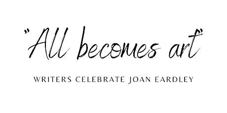 """All becomes art"": Writers Celebrate Joan Eardley's Centenary tickets"